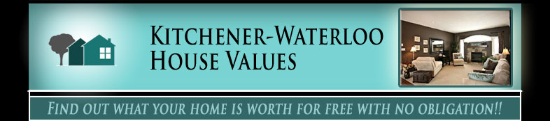 Kitchener-Waterloo house values